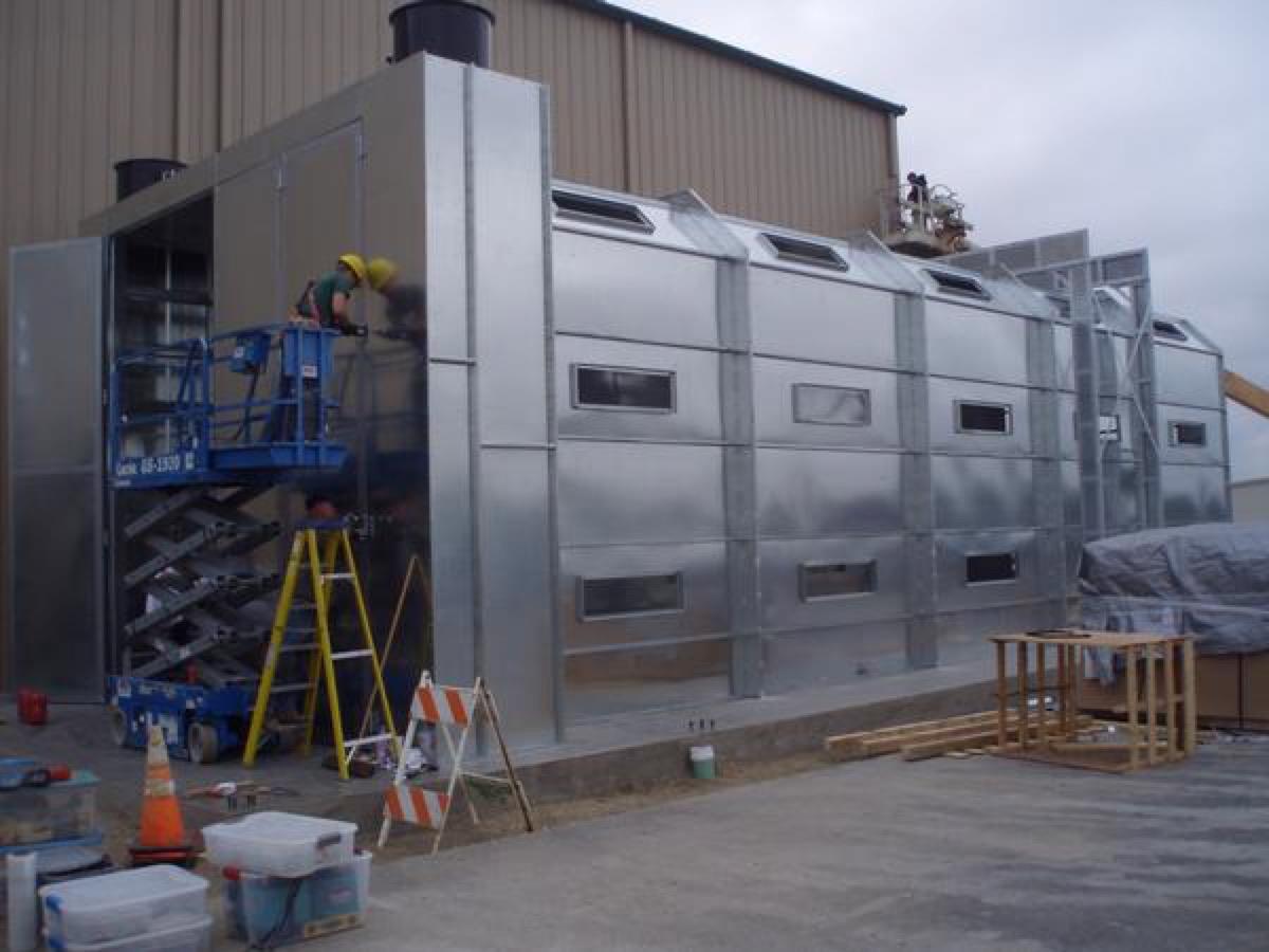 Truck Amp Rv Spray Booths Nw