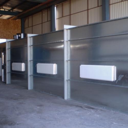 Automotive Crossflow Spray Booth 3