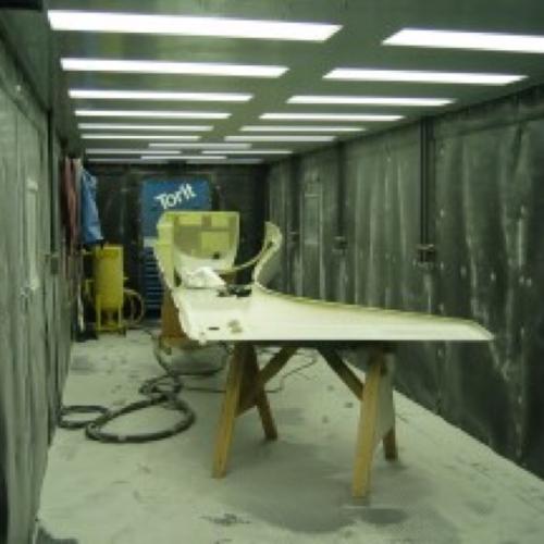 Blast Booth 2