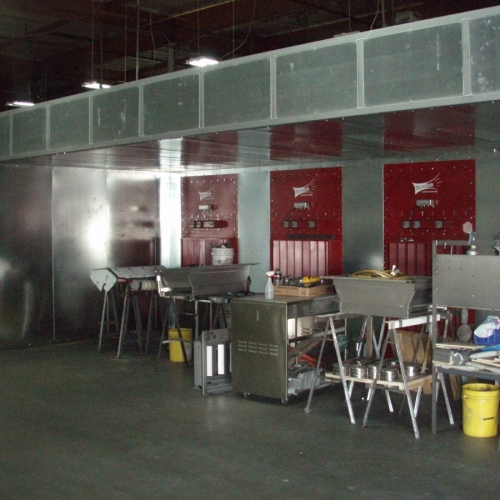 Dust Booth 1