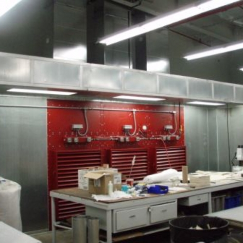 Dust Booth 2