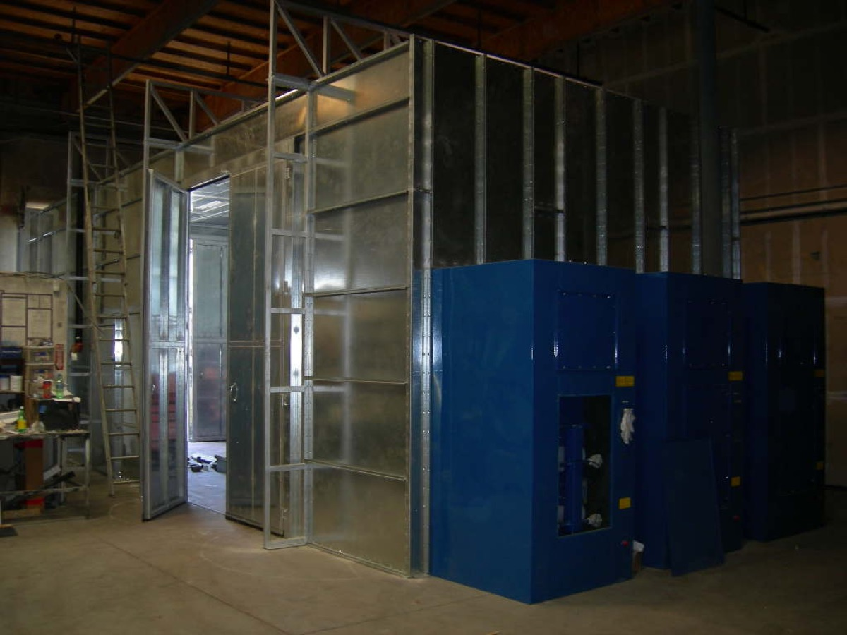 Dust Booth 5