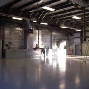 Industrial Side Downdraft Paint Booth 4 Spray Booths Nw
