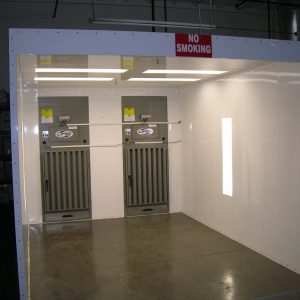 Powder Coating Booth 1 Spray Booths Nw